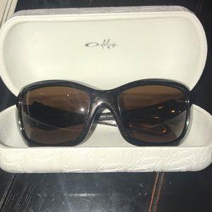 Brown Sparkle Women's Oakley Ravishing Sunglasses